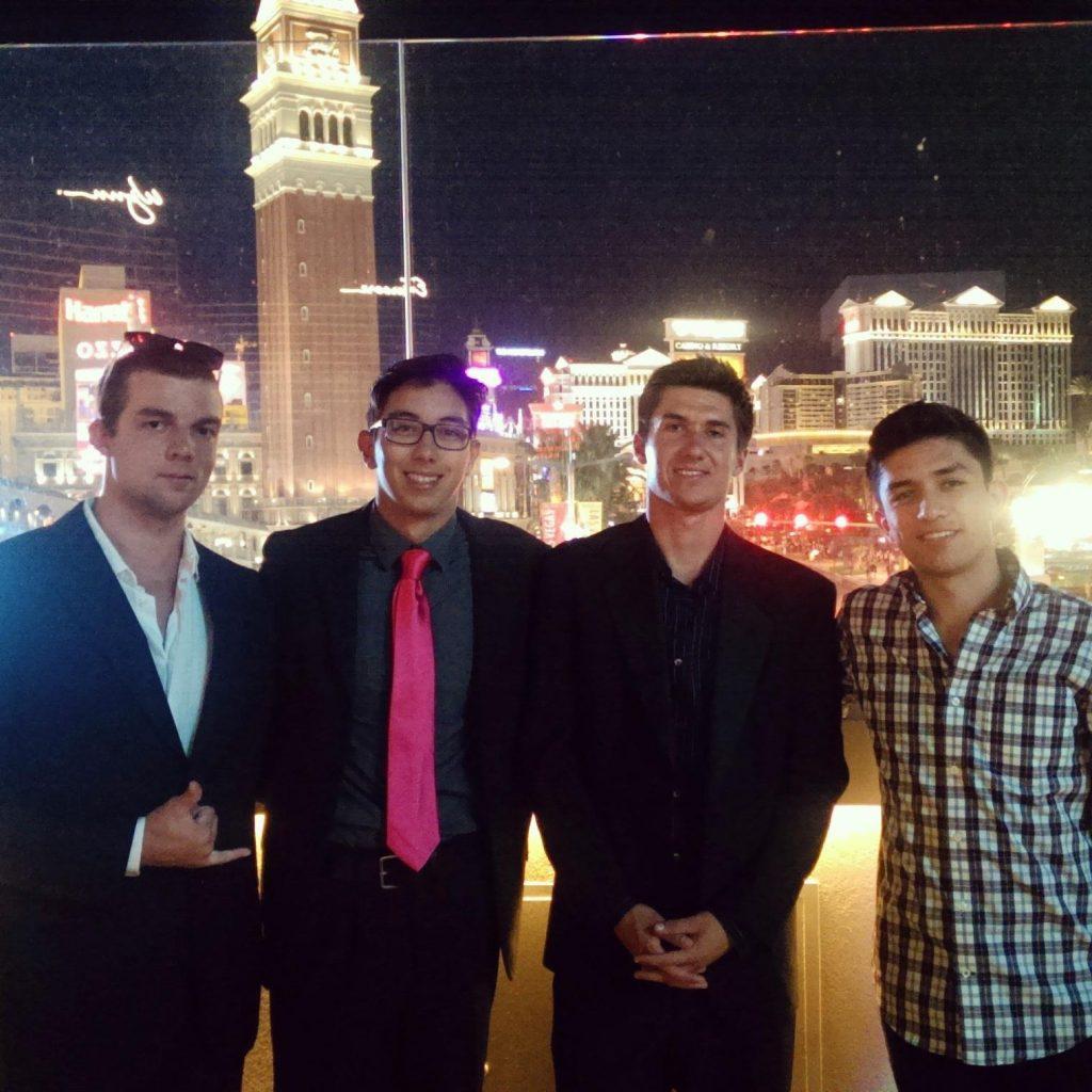 Vegas: Shhh!