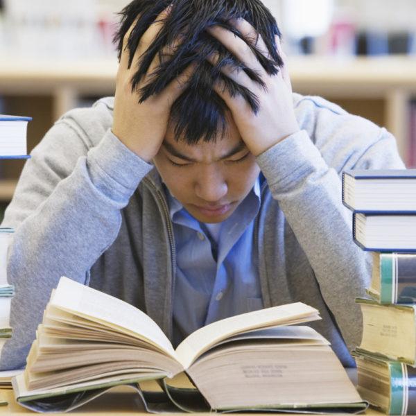 Tips To Relieve School Stress - CollegeTrav