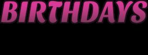 Birthdays Till Dawn - Till Dawn Group