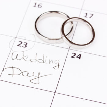 Ideas To Save Money On Your Wedding Date - Best Days To Get Married - Weddings Till Dawn