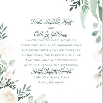 Invitations - Weddings Till Dawn