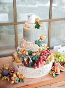 Innovative Wedding Ideas - Cheese Cake - Weddings Till Dawn