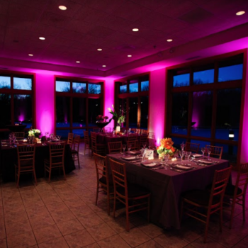Uplighting - Weddings Till Dawn