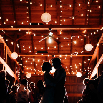 Bistro Lighting - Weddings Till Dawn
