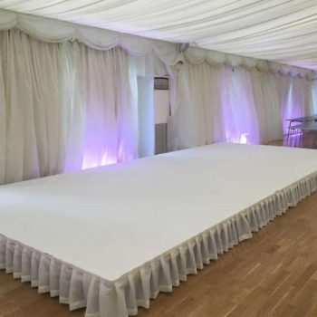 Stage Rental - Weddings Till Dawn
