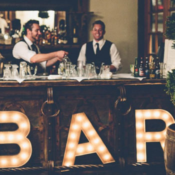 bar services - Weddings Till Dawn