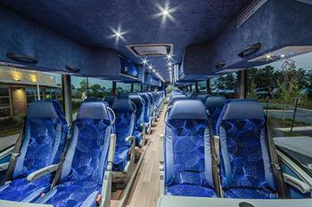 luxury-charter-buses